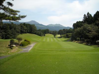 阿蘇ゴルフ旅行