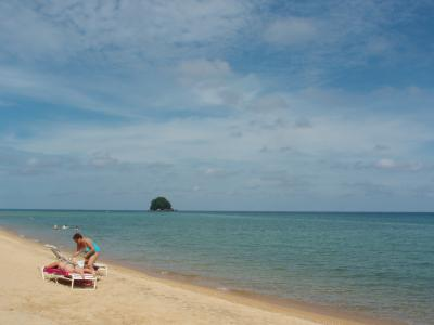 3回目のティオマン島