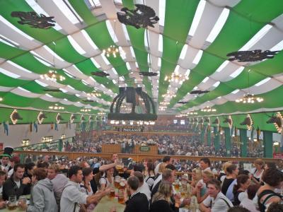 ミュンヘン - オクトーバーフェスト2008