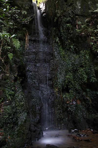 水すだれ探訪 #16~京都府(1)~虚空蔵の滝(京田辺市)