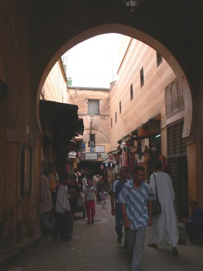 モロッコ9(フェズ、フェズ・エル・バリ、その?)