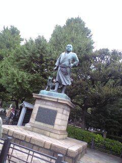 江戸城下町上野を知る。上野東照宮、西郷隆盛など