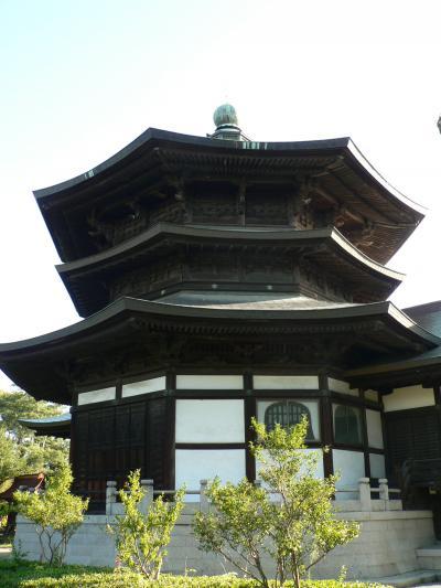 日本の旅 関西を歩く 聖徳太子ゆかりの兵庫県・太子町の斑鳩寺(いかるがでら)