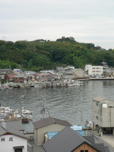 日本の旅 関西を歩く 江戸時代の情緒が残る港町、兵庫県・室津