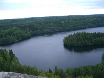 フィンランド旅行記・5(2008年 ハメーリンナ編)