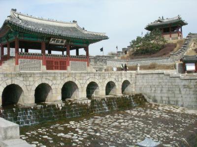 水原 華城訪問と味付けカルビの元祖水原カルビを食す