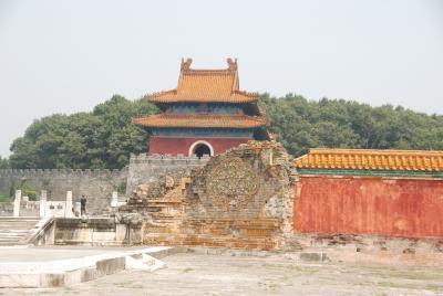 2008 湖北省の旅? 荊門から『世界遺産・明顕陵』へ