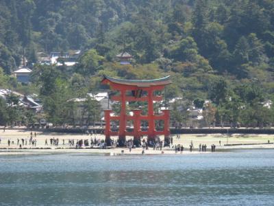 広島 駆け足で世界遺産巡り