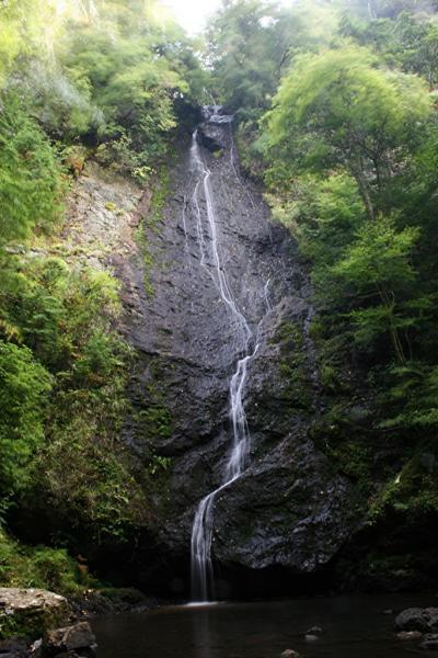水すだれ探訪 #17~京都府(2)~琴滝(京丹波町)