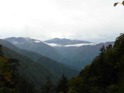 郡上~高山~世界遺産へ『天生峠を通り世界遺産・五箇山へ』