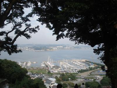 F1ジャパングランプリ観戦+江ノ島観光の旅 <1日目江ノ島観光>