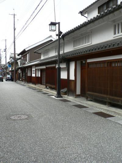 日本の旅 関西を歩く 兵庫県「播磨の小京都」・龍野(たつの)の光景