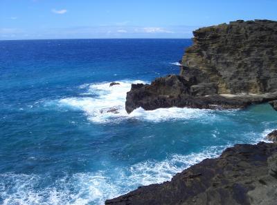 ハワイ三世代の旅