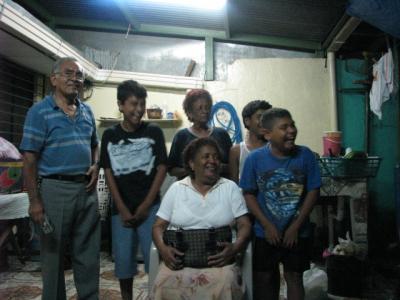 ニカラグアの3日間