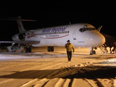 冬の北欧旅行記2 ラップランドへ