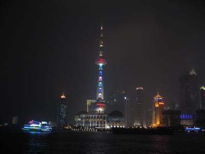 初秋の上海 暮らすように楽しんで見る 成隆行蟹王府・外灘夜景