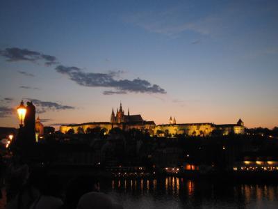 思い出の東欧旅行?