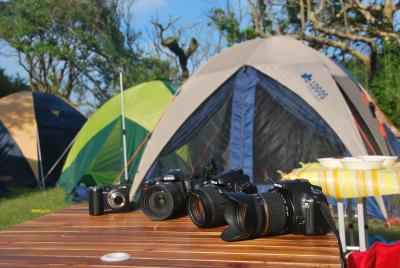 暑かった夏 bon-kura'sキャンプ ~ 散々だった久々の海キャンプ in 千葉 2008 ~