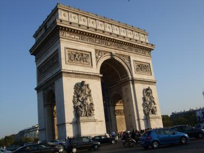 パリ・モロッコ・スペインそしてロンドン周遊の旅 2 パリへの到着