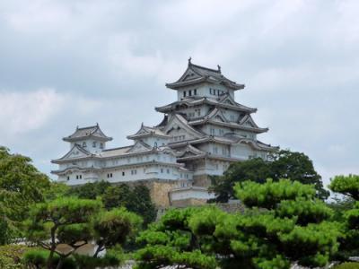 兵庫県・世界遺産「姫路城」を訪ねる旅