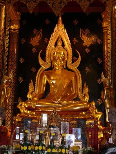 タイ北部の旅 2(ピサヌローク)