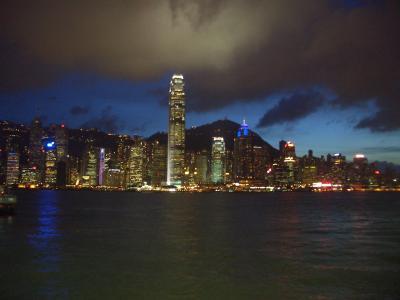 気分転換に香港へ