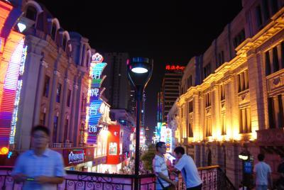 2008 湖北省の旅? 武漢にて