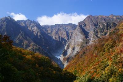 紅葉!! まるかじり!!  谷川岳・一の倉沢から照葉峡へ