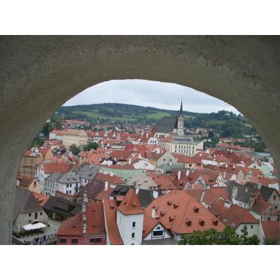 2008ドイツ&チェコの旅4【チェスキー・クルムロフ編】