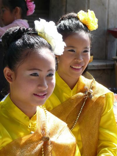 タイ北部の旅 6(チェンマイのワット)