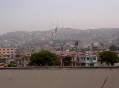 メキシコ ティファナの旅