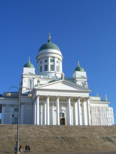 フィンランド旅行記・10(2008年 ヘルシンキ市内編)