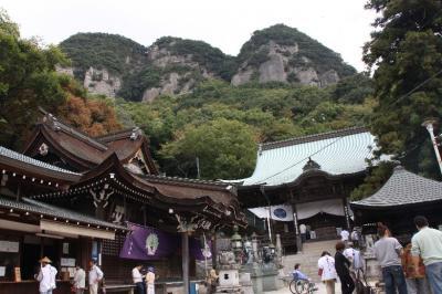 85番札所八栗寺の秋を巡る【まちかど漫遊帖】