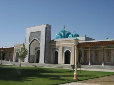 温かい国ウズベキスタン~サマルカンド