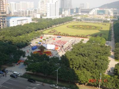 中国(広州)の敬老の集い?