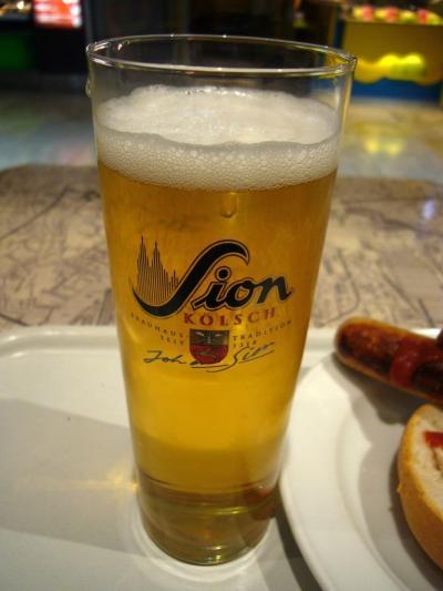 バイエルンひとりたび2008秋 (5)ビールに飲まれ泡と消え