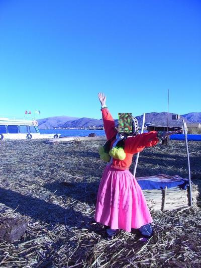 ☆☆☆ペルー夢の旅☆☆☆        7日目・・・4