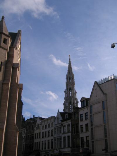 ブリュッセル 1泊2日週末旅行