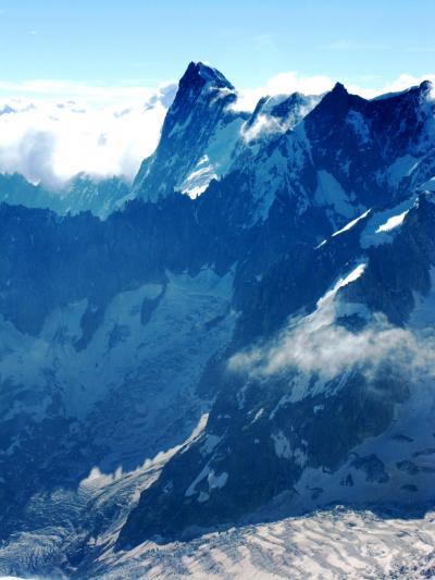 スイスGR53 ヨーロッパ一高い展望台から ☆ミディ針峰で記念写真を