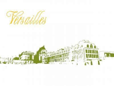 フランス旅行 8日目 ベルサイユ宮殿