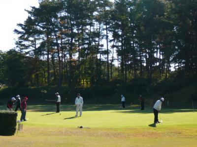 遠征ゴルフ:備前GC
