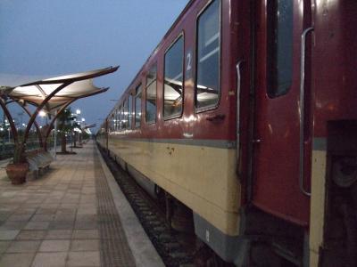 パリ・モロッコ・スペインそしてロンドン周遊の旅 11 −モロッコ列車の旅