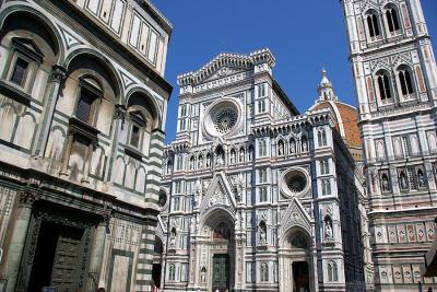 2007年イタリア旅行(1) フィレンツェ・ラヴェンナ