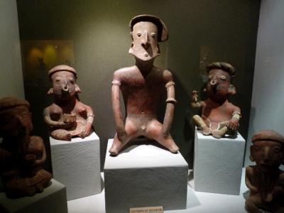 「メキシコ北部で一番訪れる価値のある」という微妙な位置づけの博物館