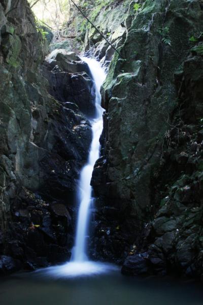 水すだれ探訪 #25~京都府(4)~龍王の滝(井手町)