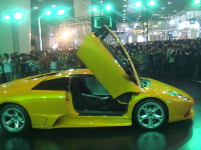 2008年広州モーターショー(車編)その2