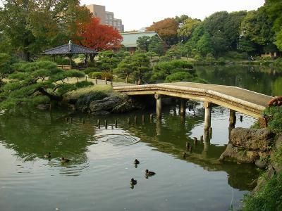深川界隈 久しぶりに清澄庭園