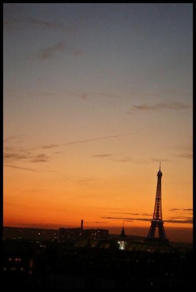 とある1日 【パリ】