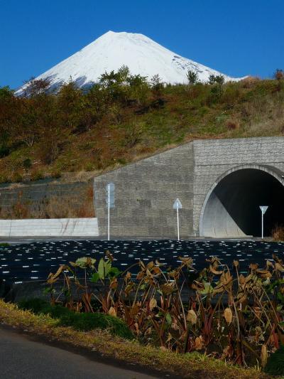 雪増量※富士山!