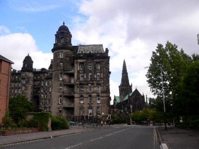 【Glasgowへ(2006.8.27)】